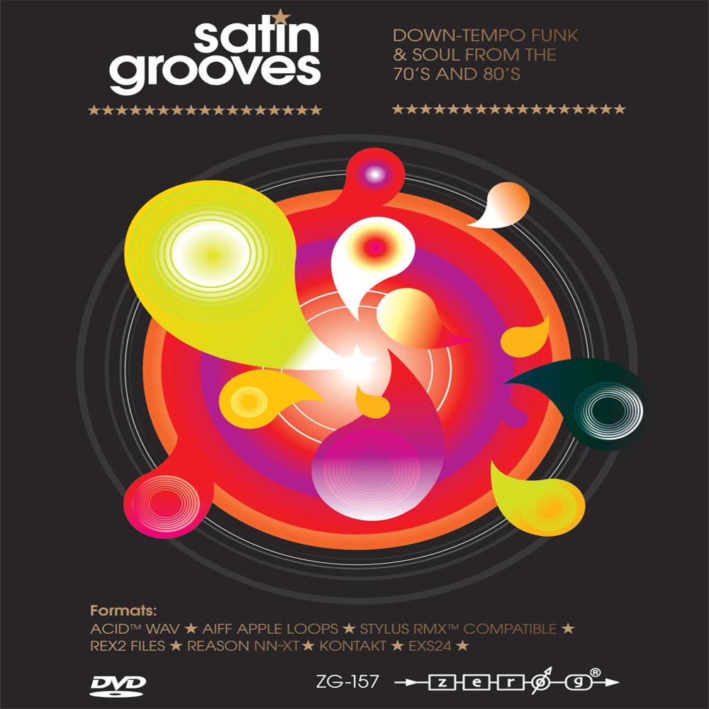 دانلود رایگان لوپ سبک پاپ Zero-G Satin Grooves