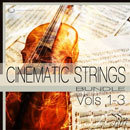 Cinematic Strings Bundle (Vols 1-3)
