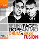 Benny Page & Dope Ammo: Drum & Bass Fusion