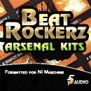 Beat Rockerz Arsenal Kits For NI Maschine
