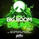 Big Room Drums Vol 2