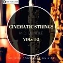 Cinematic Strings MIDI Bundle (Vols 1-5)