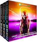Deep House Progressions Bundle (Vols 1-3)
