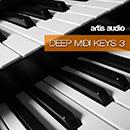 Deep House MIDI Keys Vol 3