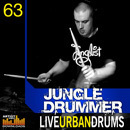 Jungle Drummer: Live Urban Drums