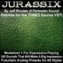 Jurassix: Tone2 Saurus Patch Set