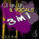 O! Hits Kits & Vocals 3-in-1 (Vols 6-8)