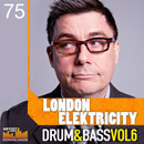 London Elektricity: Drum & Bass Vol 6