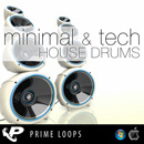Minimal & Tech House Drums (Multi-Format)