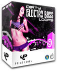Dirty Electro Bass Loops (Multi-Format)