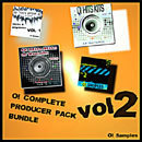 O! Complete Producer Pack Bundle Vol 2
