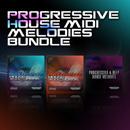Progressive House MIDI Melodies Bundle