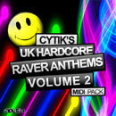 Cytik's UK Hardcore Raver Anthems Vol 2 MIDI
