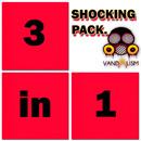 Shocking Pack 3-in-1