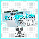 Shocking Construction Kits 3-in-1