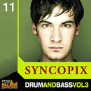 Syncopix: Drum and Bass Vol 3