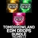 Tomorrowland EDM Drops Bundle Vols 1-3
