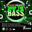 Drop the Bass Dubstep Construction Kits