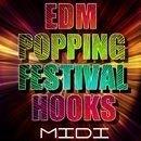 EDM Popping Festival Hooks