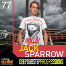 Jack Sparrow: Deep Dubstep Progressions
