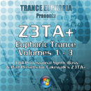 Euphoric Trance for Z3TA+ Bundle (Vols 1-3)