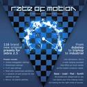 Zebra 2.5: Rate Of Motion