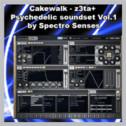 Spectro Senses: Psychedelic Z3ta+2 Vol 1