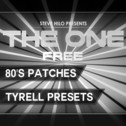 The One: Free 80's Patches For Tyrell N6