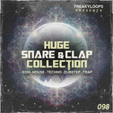 Huge Snare & Clap Collection