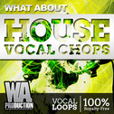 What About: House Vocal Chops