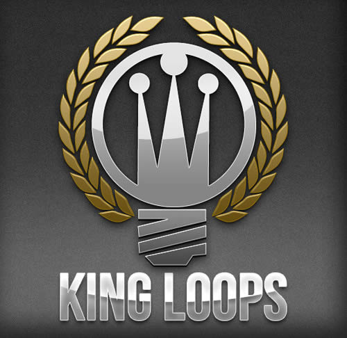 King Loops logo
