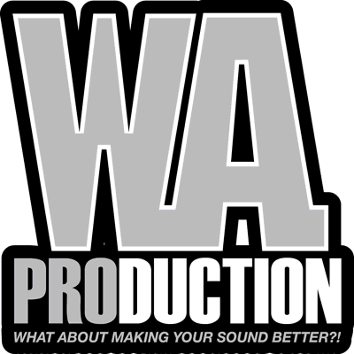 W. A. Production logo