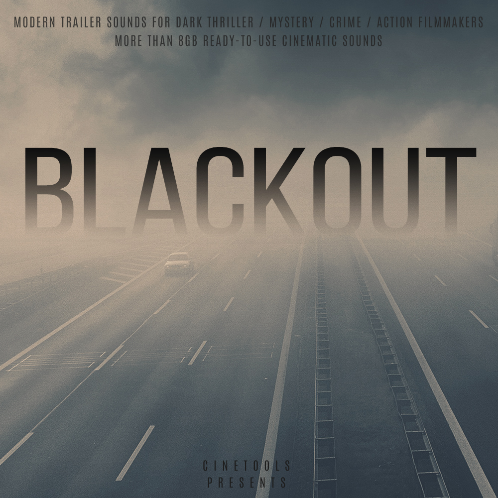 Cinetools: Blackout
