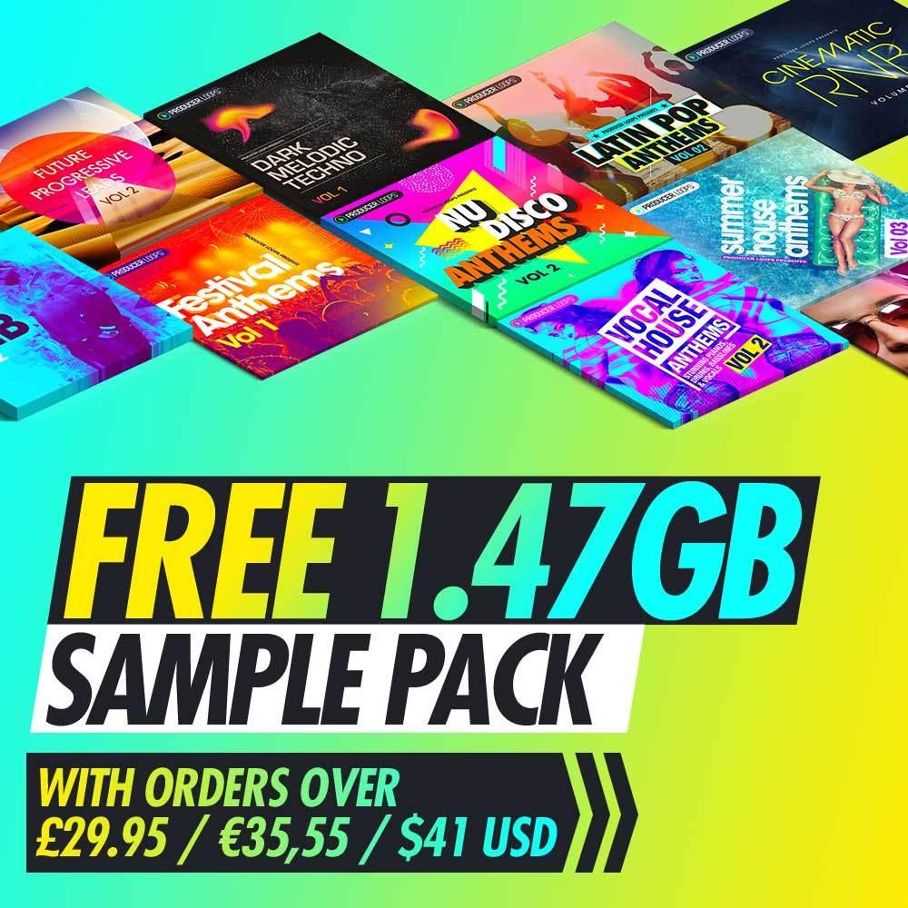video tutorials 11 GB Royalty music samples