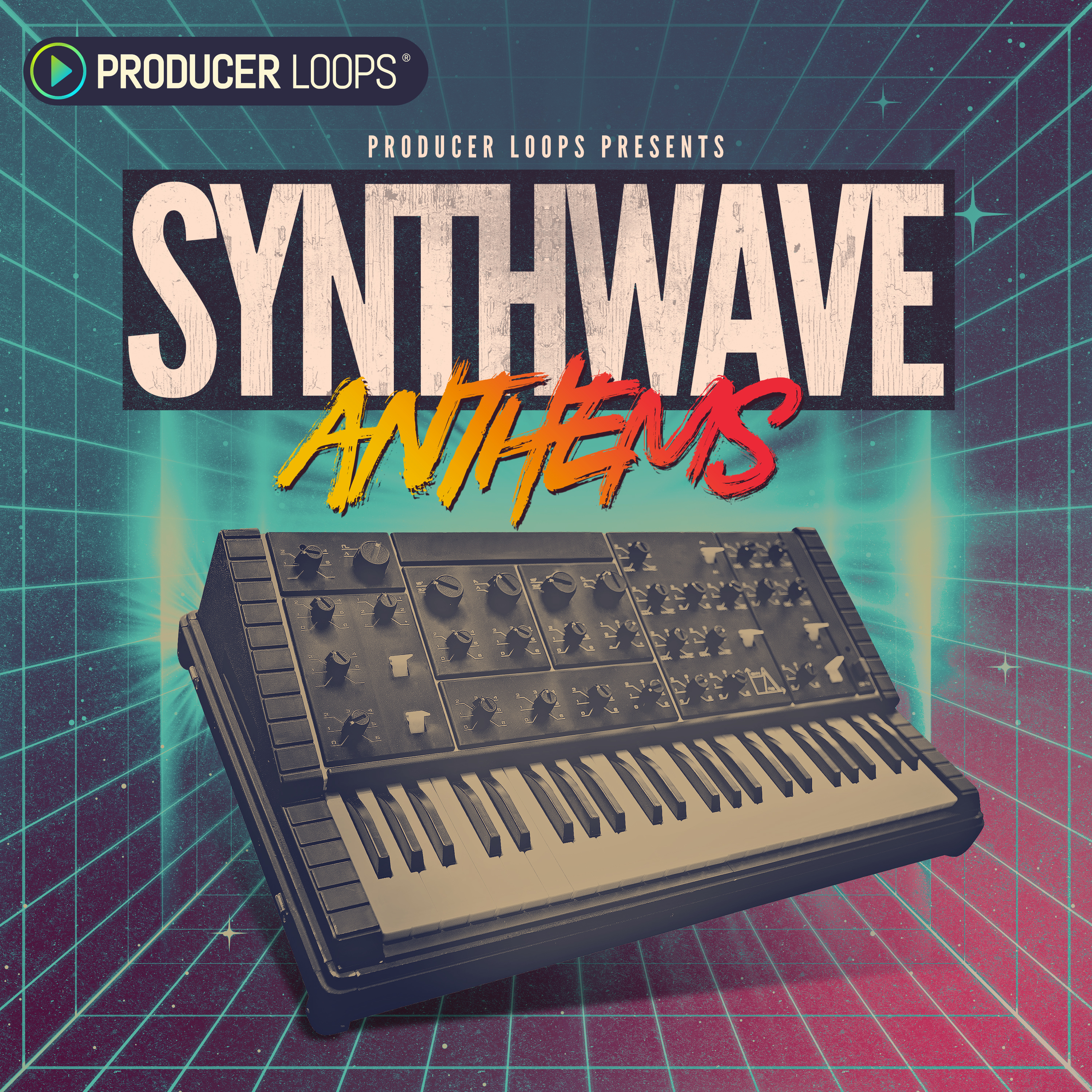 Download Producer Loops Synthwave Anthems | ProducerLoops com