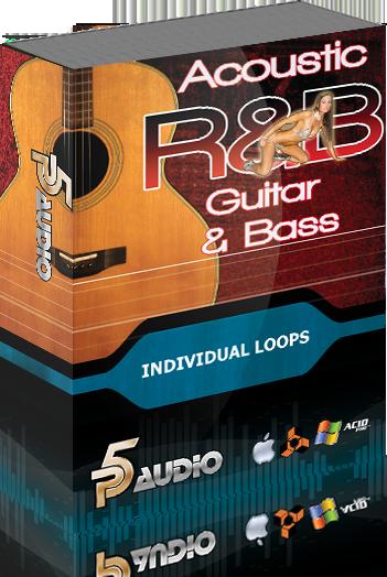Acoustic R&B Guitar & Bass