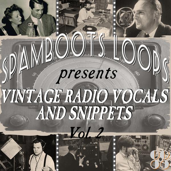 vintage vocal samples