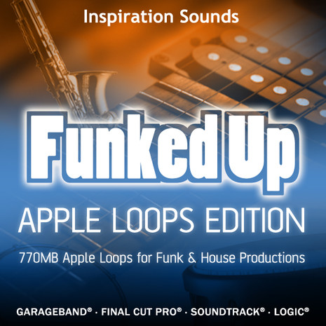 Funked Up Apple Loops Edition