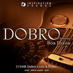 Dobro Licks & Slides by Bob Dixon