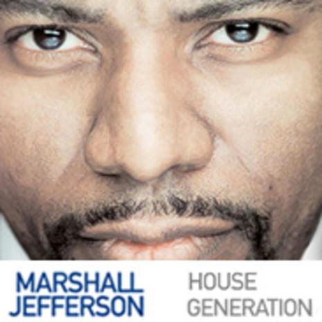 Marshall Jefferson: House Generation