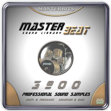 Masterbeat 3900 Pro Drum Sample Pack