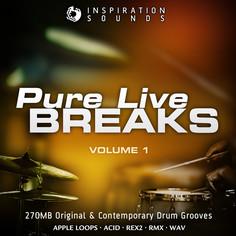 Pure Live Breaks Vol 1