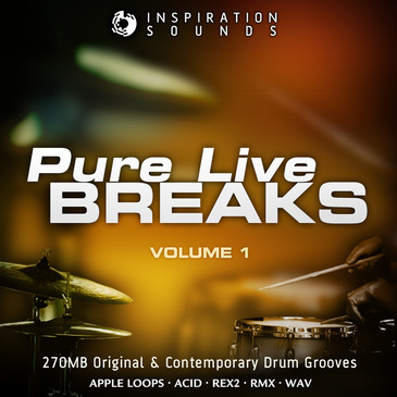 Pure Live Breaks Vol 1
