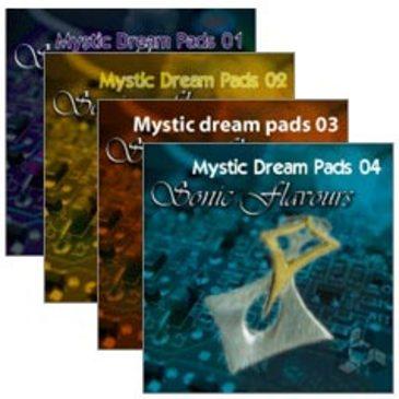 Mystic Dream Pads Bundle 1 (Vols 01-04)