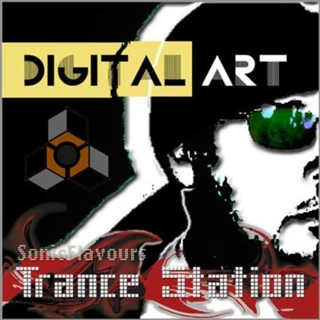 Digital Art Trance Station
