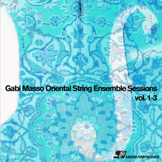 Gabi Masso Bundle: Oriental Strings 1-3