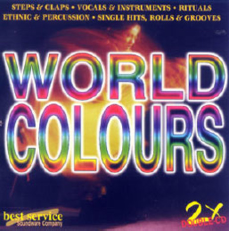 World Colours (WAV)