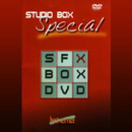 Studio Box: Cars & Motors 1