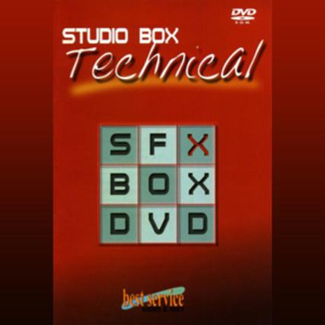 Studio Box: Machines 1