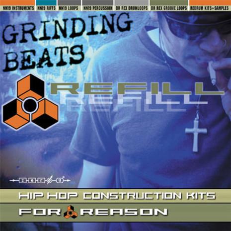 Grinding Beats: Hip Hop Construction Kits